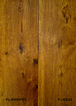 ENGINEERED OAK, RUSTIC GRADE FLE221