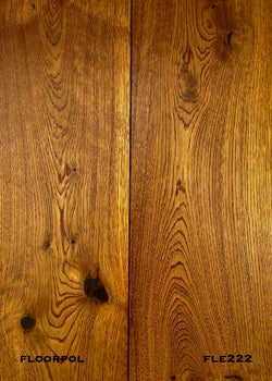 ENGINEERED OAK, RUSTIC GRADE FLE222