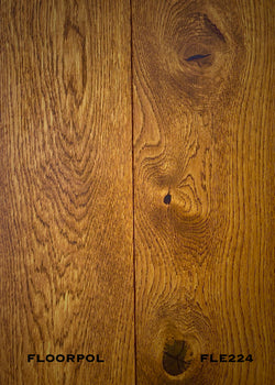 ENGINEERED OAK, RUSTIC GRADE FLE224