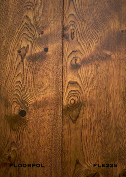 ENGINEERED OAK, RUSTIC GRADE FLE225