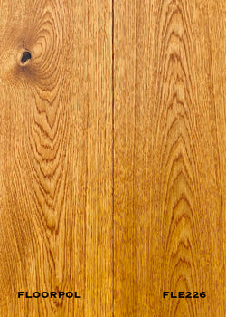 ENGINEERED OAK, RUSTIC GRADE FLE226