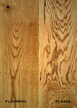 ENGINEERED OAK, RUSTIC GRADE FLE228