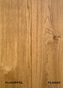 ENGINEERED OAK, RUSTIC GRADE FLE229