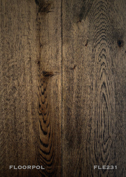 ENGINEERED OAK, RUSTIC GRADE FLE231
