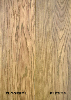 ENGINEERED OAK, RUSTIC GRADE FLE235