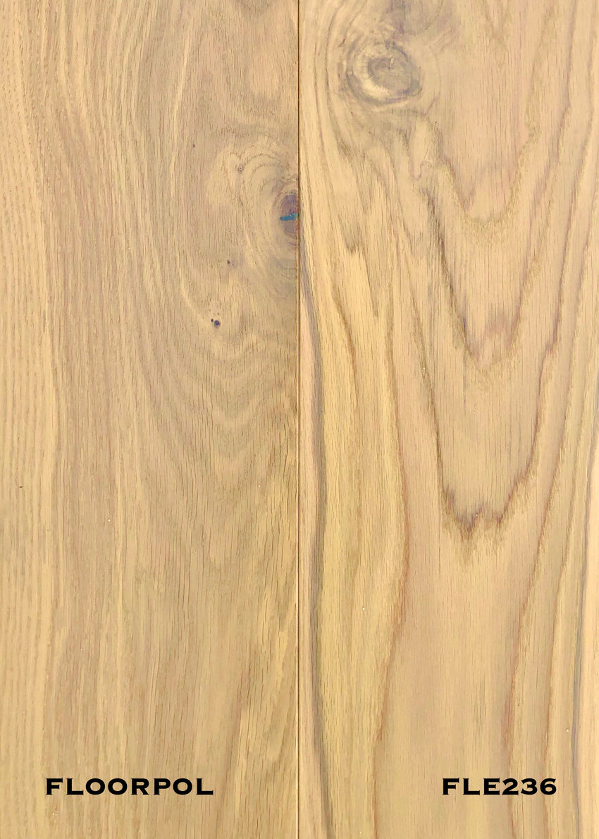 ENGINEERED OAK, RUSTIC GRADE FLE236