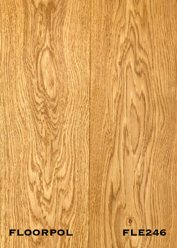 ENGINEERED OAK, RUSTIC GRADE FLE246
