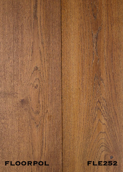 ENGINEERED OAK, RUSTIC GRADE FLE252