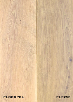 ENGINEERED OAK, RUSTIC GRADE FLE253