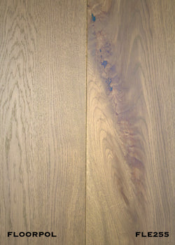 ENGINEERED OAK, RUSTIC GRADE FLE255