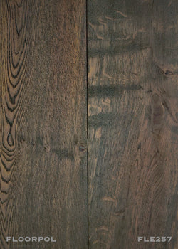 ENGINEERED OAK, RUSTIC GRADE FLE257