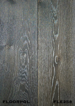 ENGINEERED OAK, RUSTIC GRADE FLE258