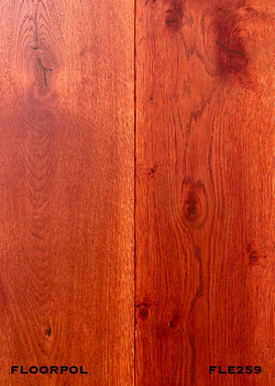 ENGINEERED OAK, RUSTIC GRADE FLE259