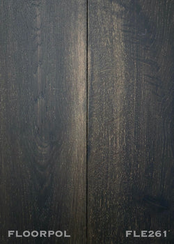 ENGINEERED OAK, RUSTIC GRADE FLE261
