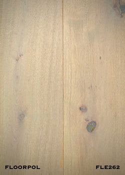 ENGINEERED OAK, RUSTIC GRADE FLE262