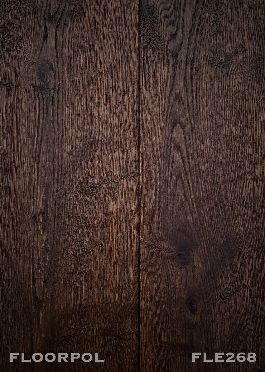 ENGINEERED OAK, RUSTIC GRADE FLE268