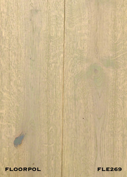 ENGINEERED OAK, RUSTIC GRADE FLE269