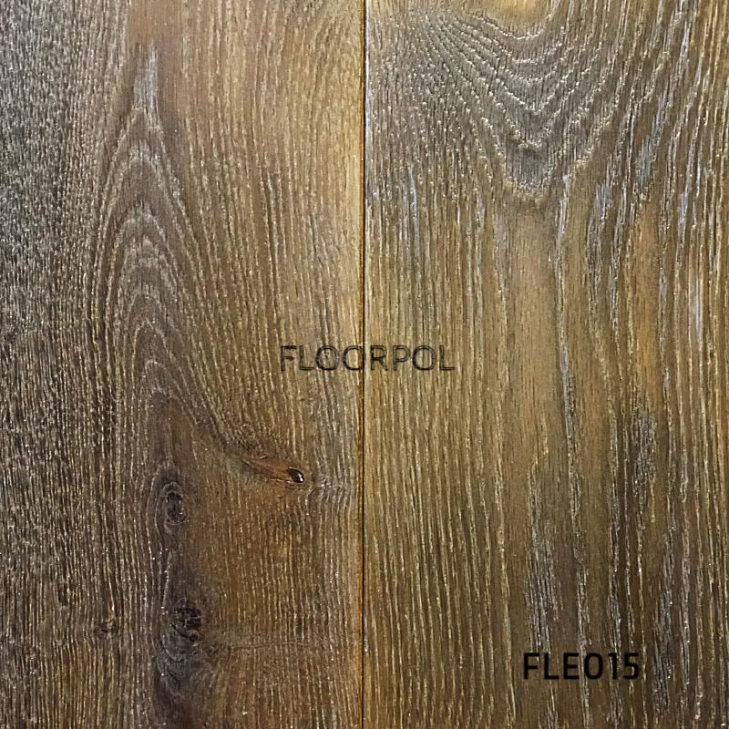 ENGINEERED OAK, RUSTIC GRADE, FLE015