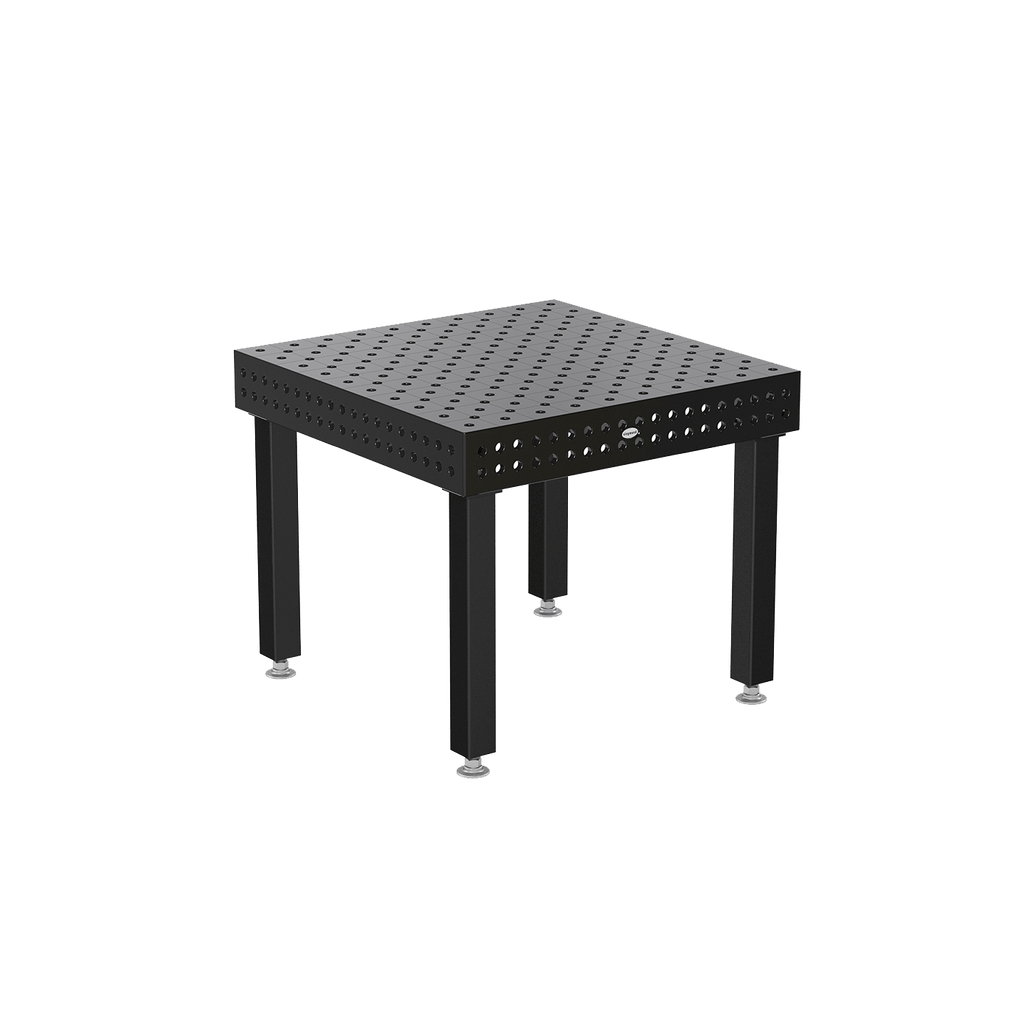 "System 22 1000x1000mm (39""x39"") Siegmund Welding Table with Plasma Nitration (Item No. 4-220010.PD) System 22 Welding Tables - Quantum Machinery Group: Official Siegmund US Welding Tables and Fixtures Division"