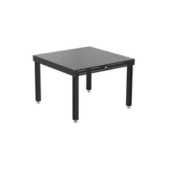 "System 16 1200x1200mm (47""x47"") Siegmund Welding Table with Plasma Nitration (Item No. 4-160015.X7) System 16 Welding Tables - Quantum Machinery Group: Official Siegmund US Welding Tables and Fixtures Division"