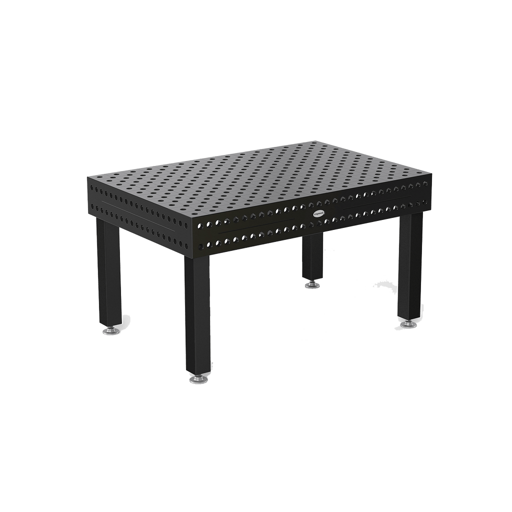 "System 28 1500x1000mm (59""x39"") Siegmund Welding Table with Plasma Nitration (Item No. 4-280035.XD7) System 28 Welding Tables - Quantum Machinery Group: Official Siegmund US Welding Tables and Fixtures Division"