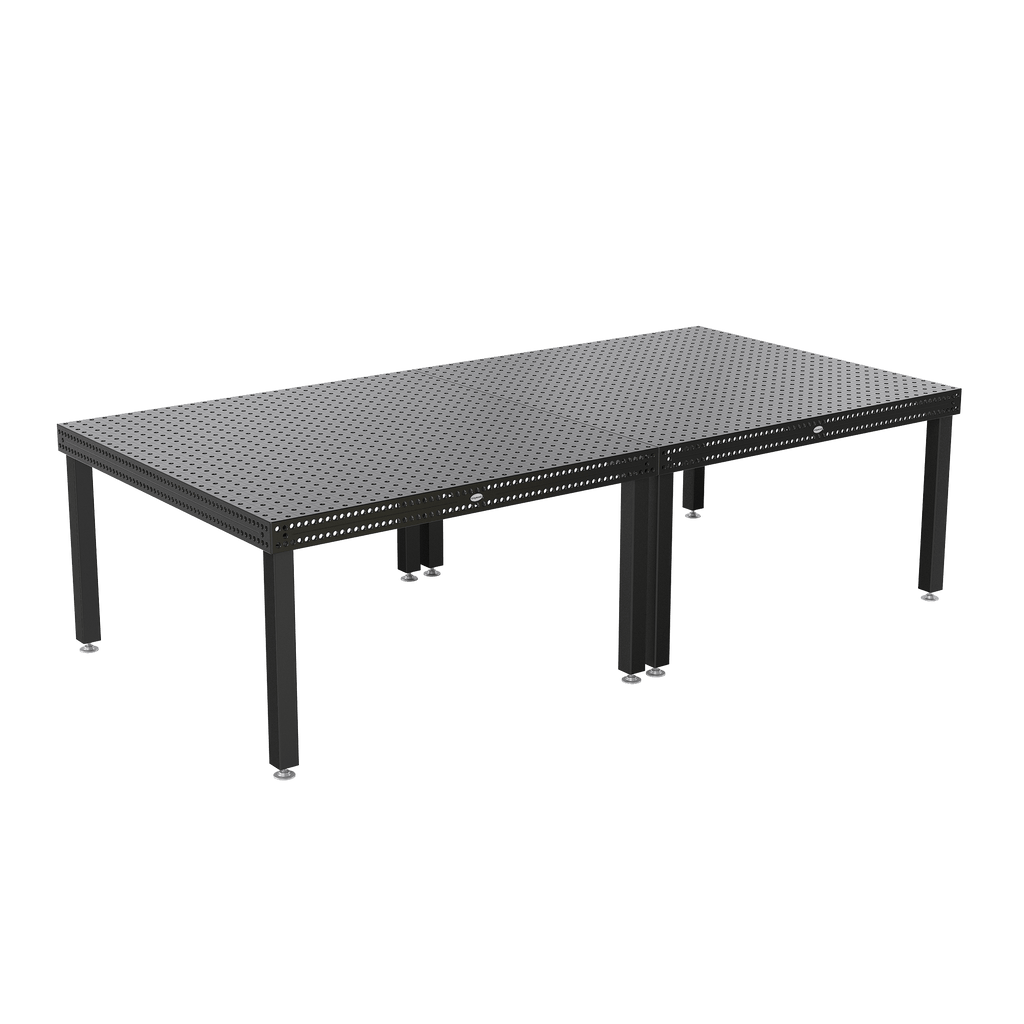 "System 16 3000x1500mm (118""x59"") Siegmund Welding Table w/ Plasma Nitration (Item No. 4-160050.X7.2) System 16 Welding Tables - Quantum Machinery Group: Official Siegmund US Welding Tables and Fixtures Division"