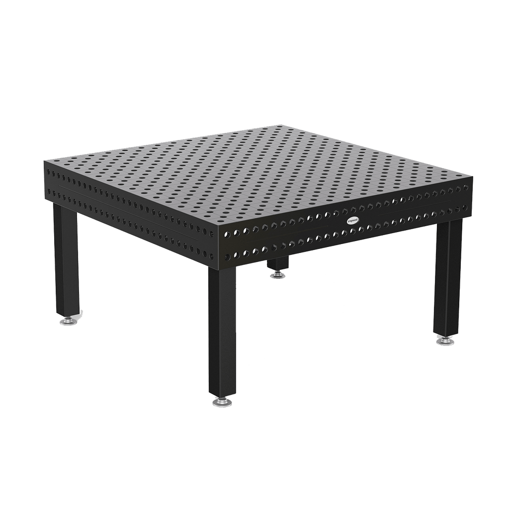 "System 28 1500x1500mm (59""x59"") Siegmund Welding Table with Plasma Nitration (Item No. 4-280050.XD7) System 28 Welding Tables - Quantum Machinery Group: Official Siegmund US Welding Tables and Fixtures Division"