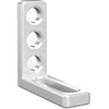 2-160110.A: 90 L Stop and Clamping Square (Aluminum)