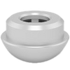 2-160660.E: Pressure Ball for Screw Clamps (Stainless Steel)