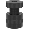 2-160822: Ø 50mm Screw Support (Burnished)
