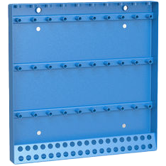 2-160912: Tool Wall Storage for System 16 Accessories (Varnished)