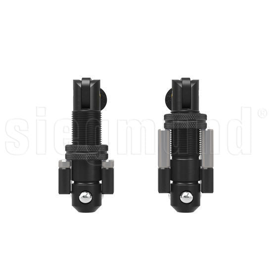 2-280516: Fast Clamping Bolt with Handle for System 28