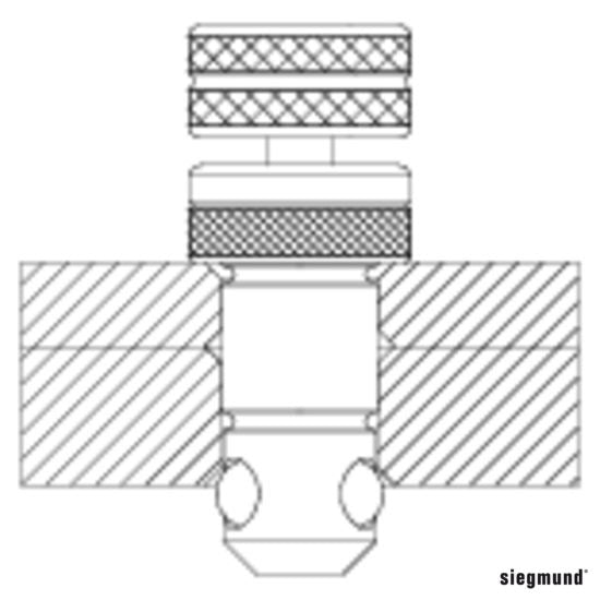 2-280653: Adjustment Ring for Siegmund System 28 Accessories