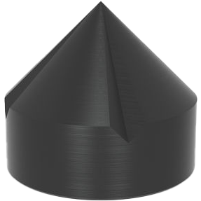 2-280670: Clamping Cone (Burnished/Nitrided)