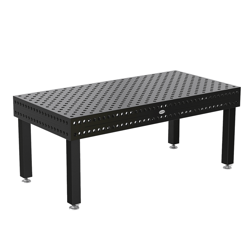 "System 28 2000x1000mm (78""x39"") Siegmund Welding Table with Plasma Nitration (Item No. 4-280020.XD7) System 28 Welding Tables - Quantum Machinery Group: Official Siegmund US Welding Tables and Fixtures Division"