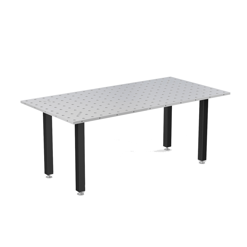 "System 28 2000x1000mm (78""x39"") Siegmund ""BASIC"" Welding Table (Item No. 4-281020) System 28 Welding Tables - Quantum Machinery Group: Official Siegmund US Welding Tables and Fixtures Division"