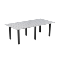 "System 28 2400x1200mm (94""x47"") Siegmund ""BASIC"" Welding Table (Item No. 4-281030) System 28 Welding Tables - Quantum Machinery Group: Official Siegmund US Welding Tables and Fixtures Division"
