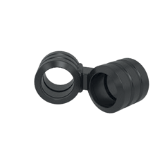 Angle Socket 90° for Clamping Pipe (Item No. 2-280773)