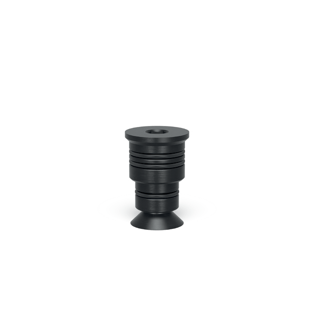 Connecting Bolt 28 <-> 22 - Burnished (Item No. 2-028022)