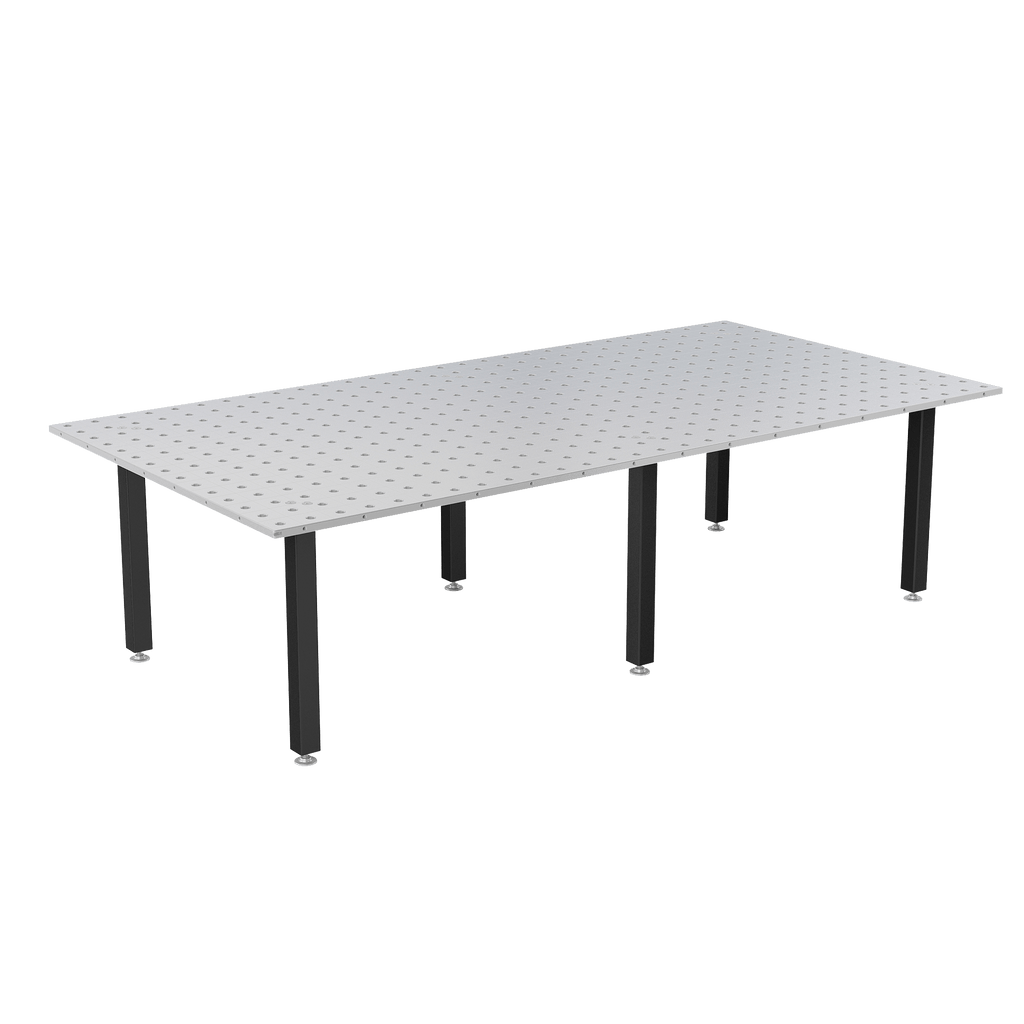 "System 28 3000x1500mm (118""x59"") Siegmund ""BASIC"" Welding Table (Item No. 4-281040) System 28 Welding Tables - Quantum Machinery Group: Official Siegmund US Welding Tables and Fixtures Division"