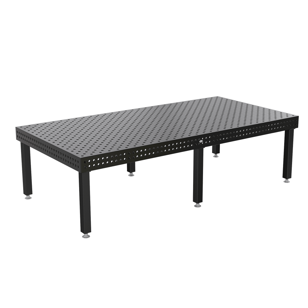 "System 22 3000x1500mm (118""x59"") Siegmund Welding Table with Plasma Nitration (Item No. 4-220040.PD) System 22 Welding Tables - Quantum Machinery Group: Official Siegmund US Welding Tables and Fixtures Division"