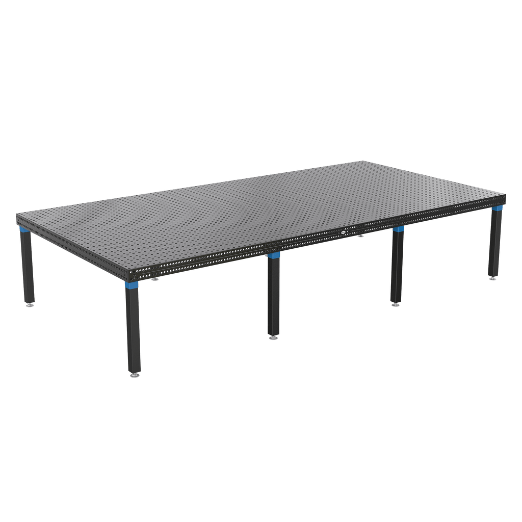 "System 16 4000x2000mm (157""x78"") Siegmund Welding Table with Plasma Nitration (Item No. 4-160055.X7) System 16 Welding Tables - Quantum Machinery Group: Official Siegmund US Welding Tables and Fixtures Division"