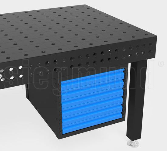 Sub Table Box for System 22 Welding Tables (Item No. 2-220900)