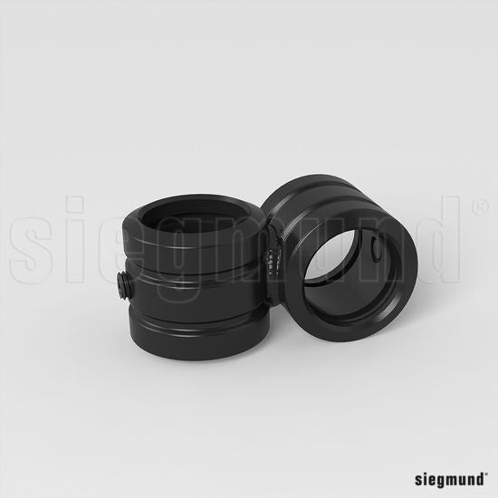 Angle Bushing 90° for clamping pipe (Item No. 2-280771)