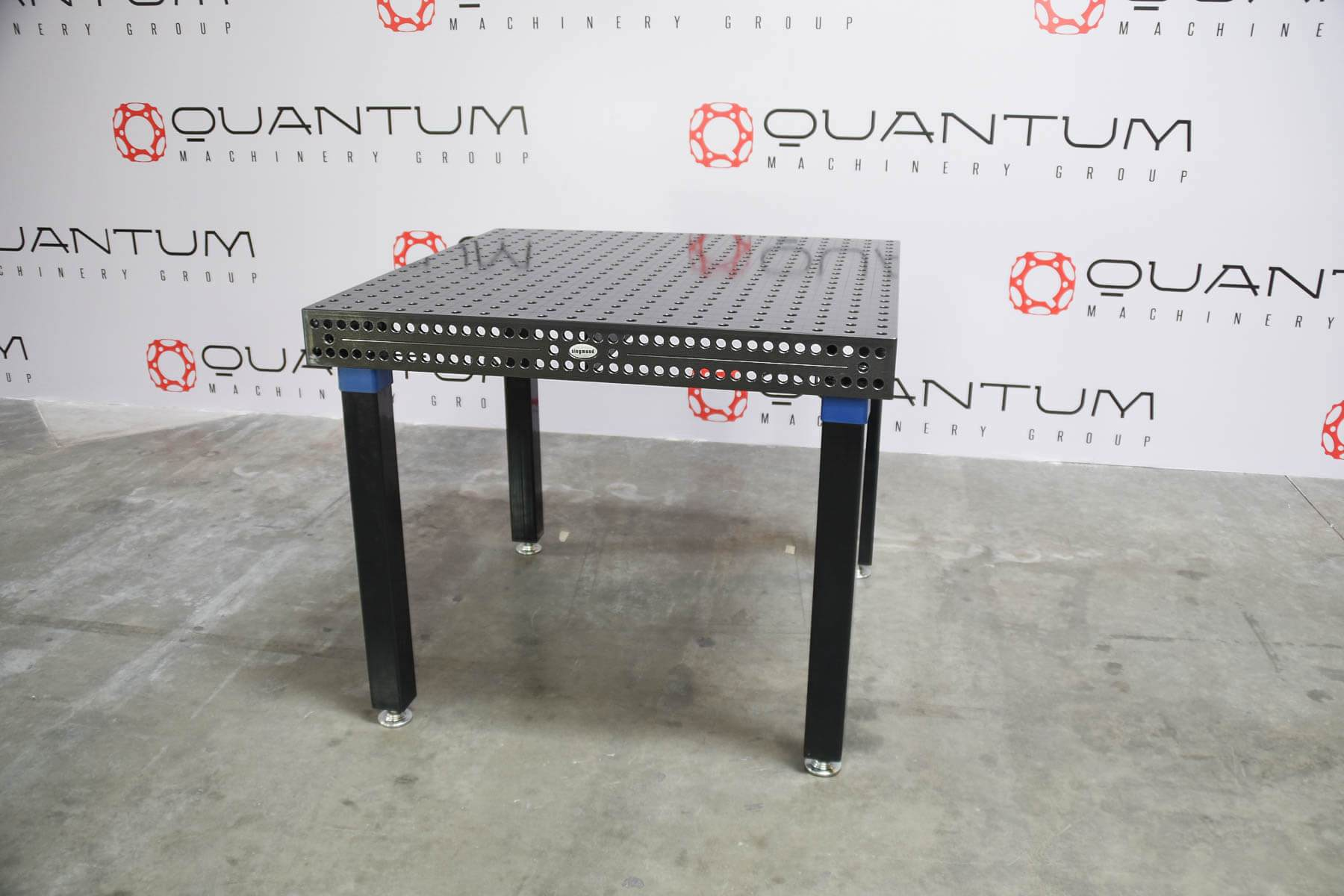 "System 16 1000x1000mm (39""x39"") Siegmund Welding Table with Plasma Nitration (Item No. 4-160010.X7)"