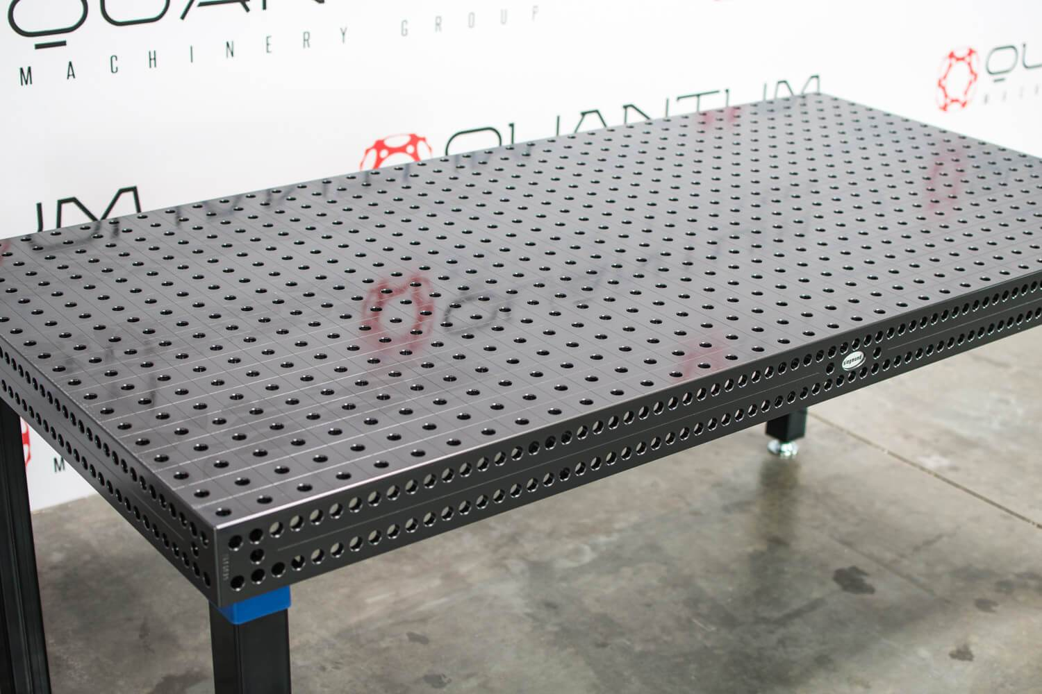 "System 16 1200x800mm (47""x31"") Siegmund Welding Table with Plasma Nitration (Item No. 4-160025.X7)"