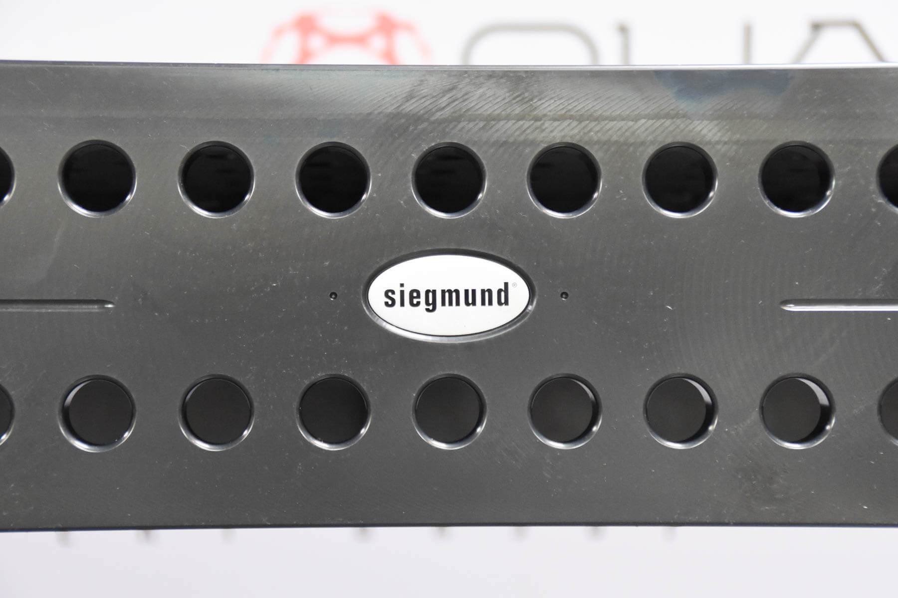 "System 28 1200x1200mm (47""x47"" / 4'x4') Siegmund Welding Table with Plasma Nitration (Item No. 4-280015.XD7)"