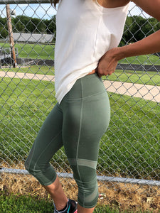 Sage Athletic Capri