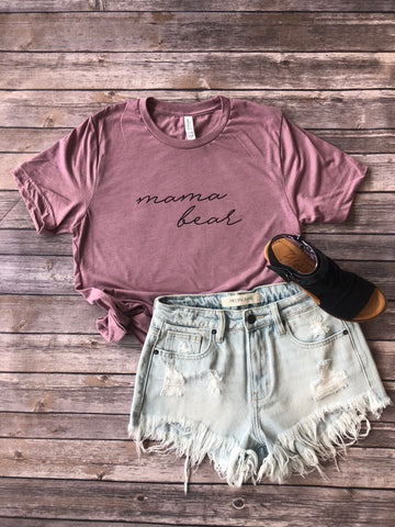 Mama Bear Graphic Shirt