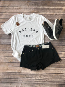 Raising Boys Graphic Shirt